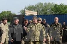 Ukraine hối thúc Đức can dự giải quyết xung đột miền Đông