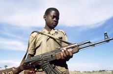 Hơn 4.000 trẻ em tham chiến tại các vùng chiến sự