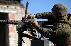 Quốc hội Latvia nhất trí tăng chi tiêu quốc phòng lên 2% GDP
