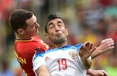 Bỉ đón tin vui từ hàng hậu vệ trước trận đấu với Argentina
