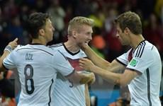 Nhiều cầu thủ Đức đồng loạt rủ nhau ốm trước trận gặp Pháp