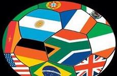 Một công dân Ấn Độ ham mê sưu tập tem về bóng đá