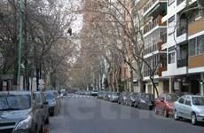 [Photo] Đường phố Buenos Aires vắng tanh trong trận chung kết