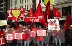 Việt Nam không đơn độc trong cuộc đấu tranh chính nghĩa