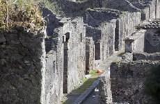 """EU hỗ trợ Italy 105 triệu USD để """"cứu"""" khu di tích Pompeii"""