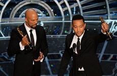 """Cộng đồng da màu Mỹ bức xúc vì giải Oscar 2015 """"quá trắng"""""""