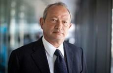 Tỷ phú Ai Cập Sawiris sở hữu 53% cổ phần của kênh Euronews
