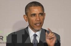 Tổng thống Obama dọa phủ quyết mọi dự luật liên quan tới Iran