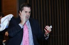 Chân dung đối tượng dùng dao tấn công Đại sứ Mỹ tại Hàn Quốc