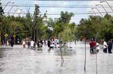 Lũ lụt tại 5 tỉnh của Argentina, hàng nghìn người phải sơ tán