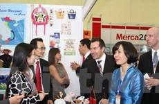 Doanh nghiệp và người tiêu dùng Mexico quan tâm đến hàng Việt