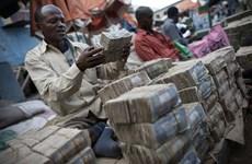 [Photo] Cận cảnh khu chợ buôn bán tiền duy nhất trên thế giới
