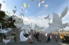 Nhật Bản tổ chức tưởng niệm các nạn nhân của thảm họa kép