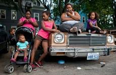 [Photo] Cận cảnh cuộc sống thường ngày của một gia đình nghèo ở Mỹ