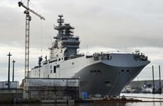 Doanh nghiệp Nga sẵn sàng đóng tàu đổ bộ trực thăng tốt hơn Mistral