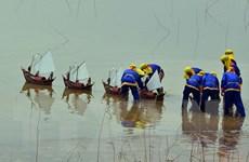 Hà Nội: Giữ mực nước hồ Đồng Mô ổn định phục vụ IPU-132