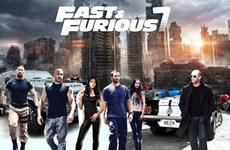 """Bom tấn """"Fast & Furious 7"""" sắp đạt mốc 1 tỷ USD trên toàn cầu"""