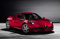 Fiat Chrysler bắt đầu chiến dịch hồi sinh thương hiệu Alfa Romeo
