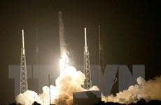 Tàu Dragon mang cả máy pha càphê lên Trạm Vũ trụ Quốc tế