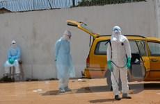 Bắt đầu tiêm thử nghiệm vắcxin phòng Ebola tại Sierra Leone