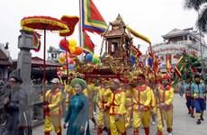 Lễ hội Phủ Dầy Nam Định tôn vinh di sản phi vật thể chầu văn