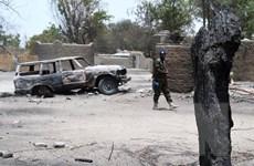 Quân đội Nigeria tiêu diệt một thủ lĩnh cấp cao nhóm Boko Haram