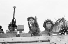 Gặp người cắm cờ trên nóc Bộ Tổng tham mưu chính quyền Sài Gòn