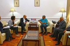 Ấn Độ-Pháp thảo luận chi tiết về thương vụ 36 máy bay Rafale