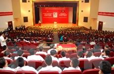 Kỷ niệm 125 năm ngày sinh của Chủ tịch Hồ Chí Minh tại Lào