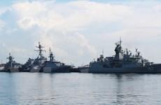 Việt Nam dự triển lãm quốc phòng biển châu Á-Thái Bình Dương