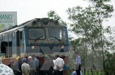 Va chạm với tàu hỏa khi sang đường, một người tử vong tại chỗ