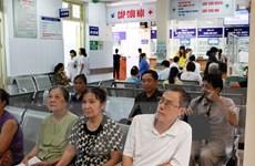 [Photo] Gia tăng người già, trẻ em nhập viện do nắng nóng gay gắt