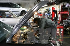 Doanh số bán xe ôtô ở Mỹ đạt mức cao nhất trong một thập kỷ