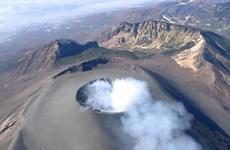 """Nhật Bản: Núi lửa Asama phun trào trở lại sau 6 năm """"ngủ yên"""""""