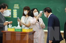 WHO: MERS tại Hàn Quốc chưa đủ để tuyên bố tình trạng khẩn cấp