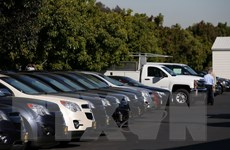Doanh số bán xe ôtô toàn cầu dự báo tăng 2,6% trong 7 năm tới
