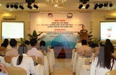 EU-Mutrap: Cải thiện chính sách thương mại và đầu tư tại Việt Nam