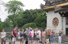 Gần 1,6 triệu lượt du khách đến Thừa Thiên-Huế trong 6 tháng