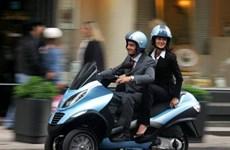 """Italy đưa hình thức """"chia sẻ xe máy"""" vào hoạt động từ tháng Bảy"""