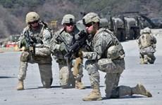 Lục quân Mỹ cắt giảm 40.000 binh sỹ trong vòng hai năm tới