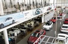 Giá xe hơi hạng sang sụt giảm mạnh ở thị trường Trung Quốc