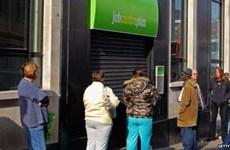 Tỷ lệ thất nghiệp ở Anh tăng trở lại trong vòng 2 năm qua