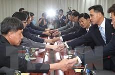 Phái đoàn Hàn Quốc-Triều Tiên bàn về lương công nhân ở Kaesong