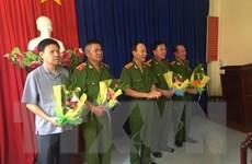 Thưởng nóng lực lượng phá án trong vụ thảm sát ở Nghệ An