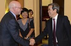 Tân Trưởng đại diện IMF tại Việt Nam bắt đầu nhiệm kỳ mới