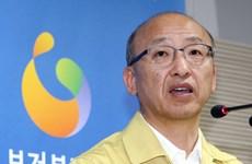 Bộ trưởng Y tế Hàn Quốc bị bãi nhiệm sau đại dịch MERS