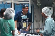 Phẫu thuật miễn phí cho hàng trăm trẻ em bị khuyết tật mắt