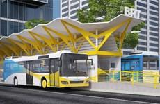 TP.HCM đầu tư 140 triệu USD cho tuyến xe buýt nhanh số 1