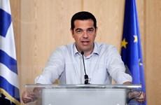 Quốc hội Hy Lạp thông qua thỏa thuận nhận 85 tỷ euro cứu trợ