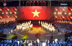 """4.000 nghệ sỹ nhiệt huyết trong đêm nhạc hội """"Tự hào Tổ quốc tôi"""""""